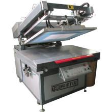 Tmp-6090 tipo oblíquo braço do braço Semi-Auto máquina de impressão da tela