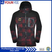 Chaqueta de Softshell impermeable asequible abrigo de chaqueta exterior fresco (YRK113)