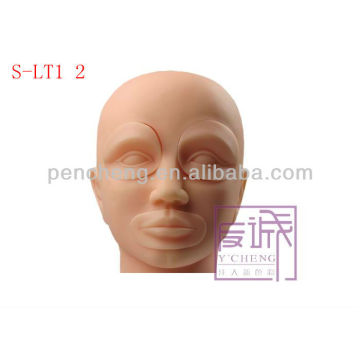 3D Permanent Tattoo Makeup Practice Skin Supply
