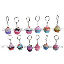 Sculpture Figurine Cake Keyring Promotion Gifts