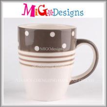 Tazas lindas del regalo de la manija de cerámica adorable al por mayor