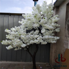 Assembled Artificial Flower Tree
