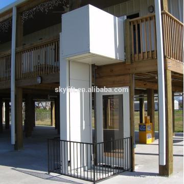 Alta calidad y precio favorable elevador de ascensor en el hogar