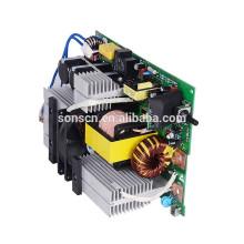 Circuito portátil IGBT de soldador