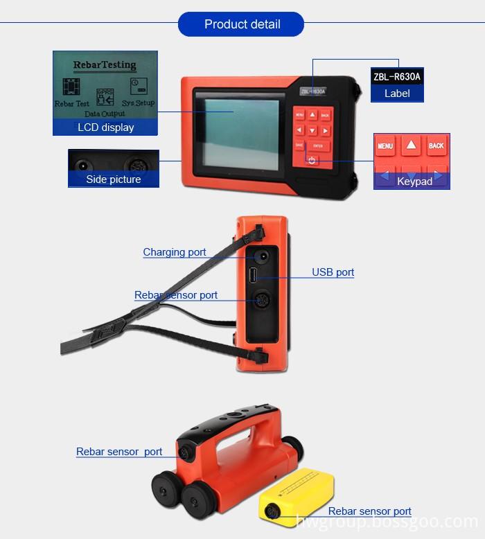rebar detector