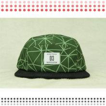 6 панели snapback шляпы кепки с DIY дизайн