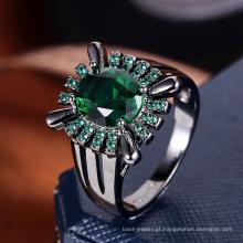 mulheres da jóia do anel venda quente anel de casamento mais recente do dedo