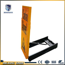 aluminium sign portable road safety warning board