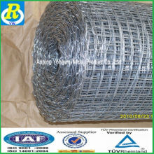 Uma malha de arame de tela galvanizada de ping Factory