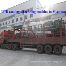 Made in China Affordável 10 T / H todo o conjunto de processamento de palmiste máquina de óleo