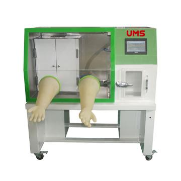 Station de travail pour incubateur anaérobie UAI-D