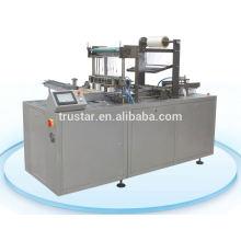 Máquina de embrulhar por filme transparente