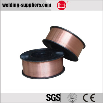 High quality AWS ER70S-6 C02 welding materials