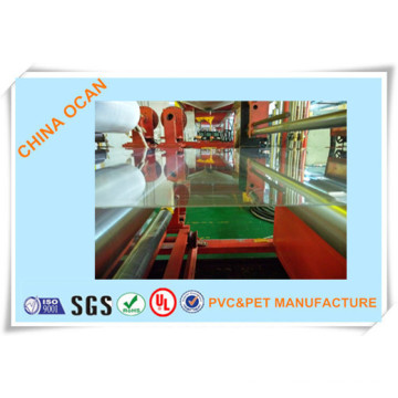 Food Grade Rigid PVC Roll
