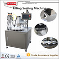 High Speed Automatic Soft Tube Filling and Sealing Machine