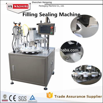 New Product of HX-006 Automatic Ultrasonic Tube Filling and Sealing Machine