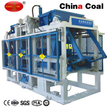 Máquina de fabricación de ladrillos de bloque Qtf8-15 automática