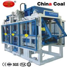Machine automatique de fabrication de brique de bloc de Qtf8-15