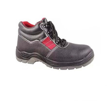 China Factory Professional Labor PU/Leather Industrial Safety Working Shoes