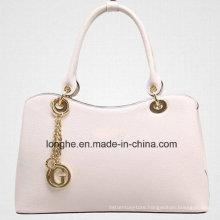 Latest Style Genuine Leather Ladies Handbags for Wholesale (ZXW1005)