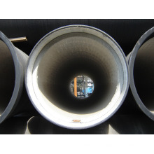 """ISO2531 K9 14 """"DN350 tubo de ferro dúctil"""