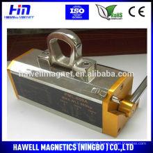 3.5 vezes fatores de segurança levantadores magnéticos permanentes, ímã NdFeB, 100KG, 300KG, 600KG, 1000KG, 2000KG