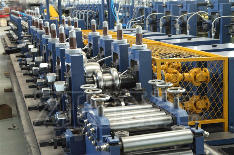 Struct Rack Roll Forming Machine