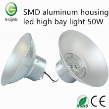 SMD aluminum housing led high bay light 50W