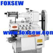 Máquina de coser de cadeneta acoplamiento elástico