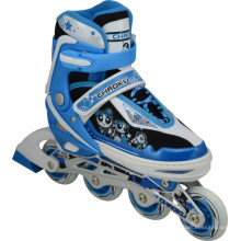 CE Quality Children′s Roller Skate Shoes Push Button (CK-803)
