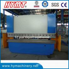 Machine à cintrer de plaque d'acier à commande CNC simple Wc67k-125X3200