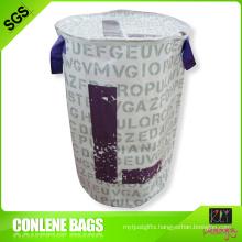 Circular Dirty Laundry Bags (KLY-PP-0104)