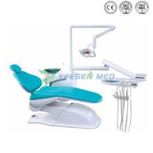 Ysgu320A Unité de chaise dentaire supérieure montée Instrument d'hôpital