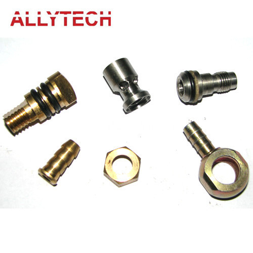 Zhejiang OEM Precision CNC Turned Parts