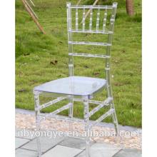 Chaise banquise résine chivari