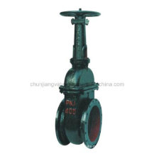 Manual/Gear Double Disc Parallel Wedge Gate Valve for Coal Gas