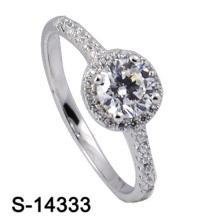 Bague de mariage en argent sterling 925 de haute qualité
