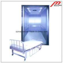 Hospital Bed Lift with Small Machine Room