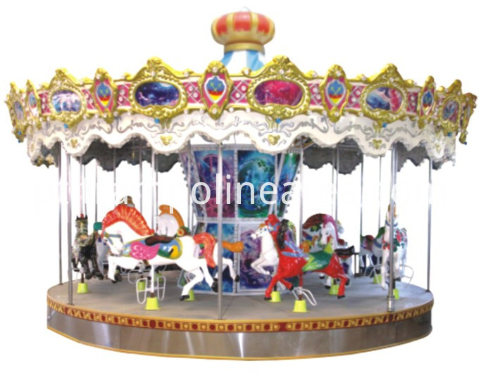 indoor electric amusement equipment