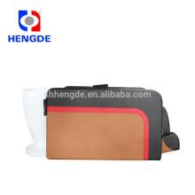 Cama do champô da massagem de Hengde com massagem 3D na parte traseira / modelo fresco para o cabeleireiro