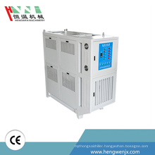 60KW Oil-Type Electromagnetic Heating Mold Temperature Controller Machine for Plastic Industry