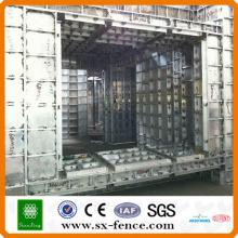 6061 modelo leve da liga de alumínio do peso