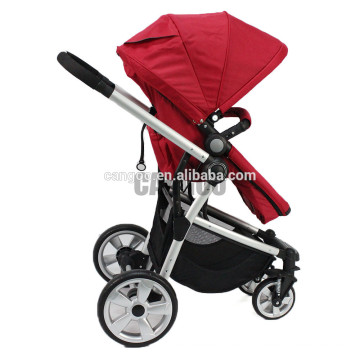 Aluminum Alloy 5 points harness with EN1888certifcation baby stroller baby pram