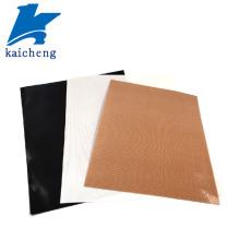 Pano reutilizável de fibra de vidro revestido com PTFE