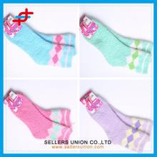 Microfaser Handtuch argyle Hause neue Stil Handtuch benutzerdefinierte Socken