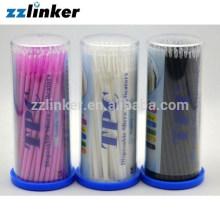 Einweg-Dental-Verbrauchsmaterial Microbrush-Applikator