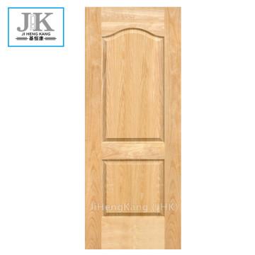 JHK-Two Panels Natural Wood Birch MDF Door Skin
