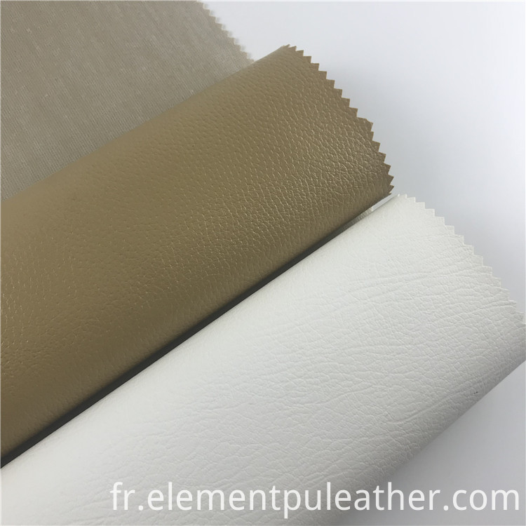Embossed 1.0mm Pvc Artificial Leather