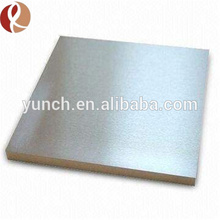 High quality astm b386 molybdenum alloy plate