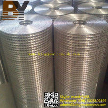 304 316 3/4 Inch Stainless Steel Welded Wire Mesh